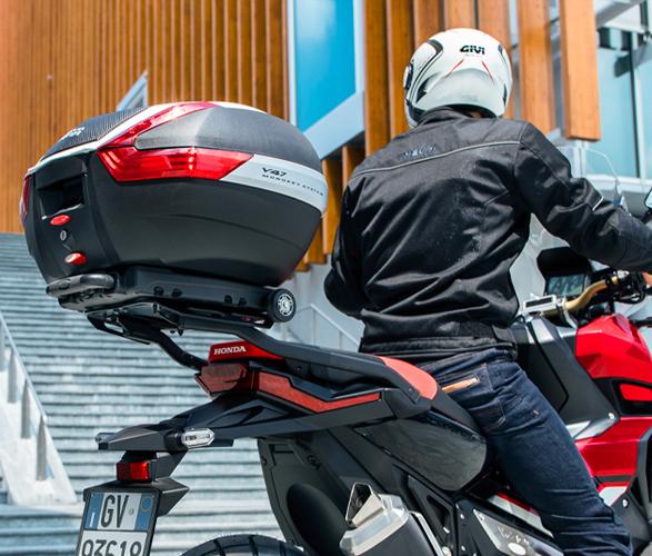 Valigie, bauletti e borse per moto e scooter