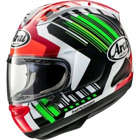 CASCO ARAI RX-7V REA GREEN