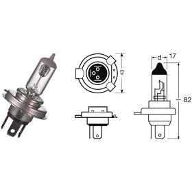 LAMPADA BCR 12V / 35/35W HS1 ALOGENA