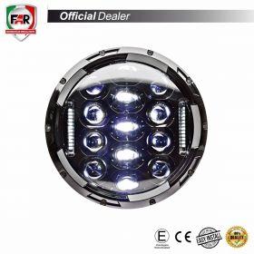 FAR 7650 FARO FANALE FULL LED OMOLOGATO