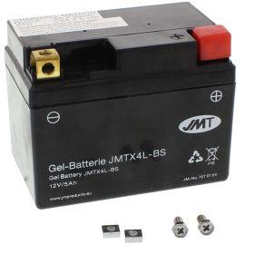 BATTERIA YTX4L-BS GEL JMT PRECARICATA