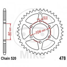 CORONA Z45 520 D.INT. 080 727.38.65