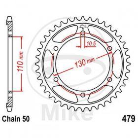 CORONA Z47 530 SILVER D.INT. 110 727.34.51