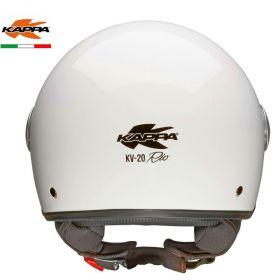 KAPPA CASCO JET KV20L RIO BIANCO MOTO