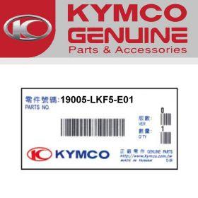 GRUPPO VENTOLA KYMCO 19005-LKF5-E01