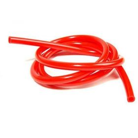 TUBO BENZINA 1 M D. 5MM ROSSO