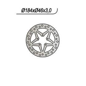 DISCO FRENO NG 668 184-?-46-3-5-6,5