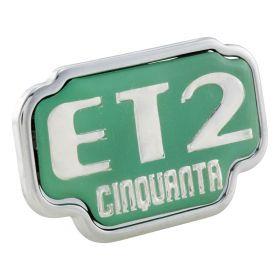 PIAGGIO PI577119 TARGHETTA ET2