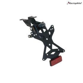 RACINGBIKE X7108-K PORTATARGA CON KIT