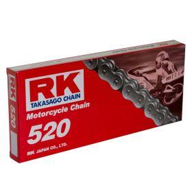 RK STD 520/114 CATENA APERTA E CLIP