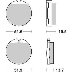 FILTRO BENZINA 55,5 154,5 M14X1,5 M12X1,5