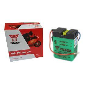 BATTERIA YUASA 6N2-2A-1 SENZA ACIDO 6V 2AH